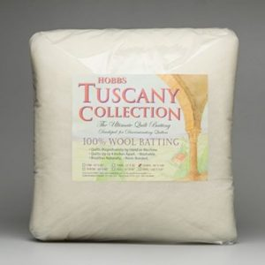 Hobbs Tuscany Wool Batting Uld