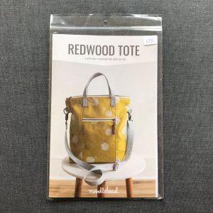Redwood Tote Mønster Skuldertaske