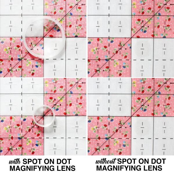 Gypsy Spot on Dot Magnifying Lens Set 3