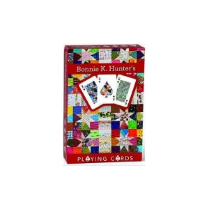 Bonnie K Hunter spillekort patchwork