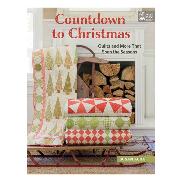 Countdown to Christmas Patchwork Jul Susan Ache