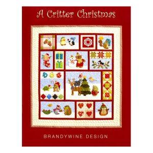 Linda Hohag A Critter Christmas Patchwork Bog