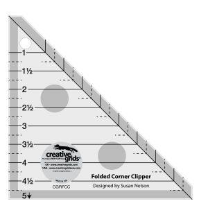 CGRFCC Creative Grids Lineal til foldede hjørner non-slip