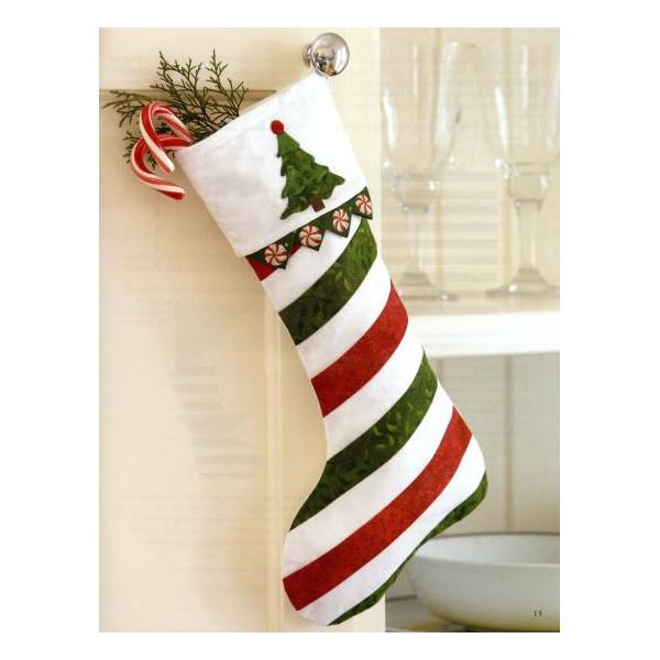 Mary JAne Carey Christmas Sparkle Patchwork Bog