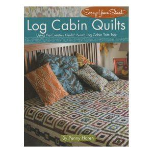 Penny Haren Log Cabin Quilts Patchwork Bog