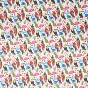 Liberty Tana Lawn Birds of Paradise