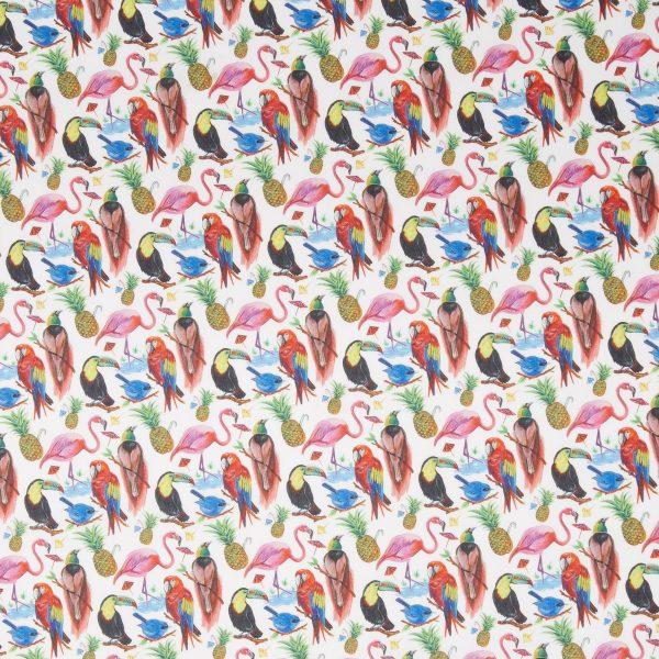 Liberty Tana Lawn Birds of Paradise