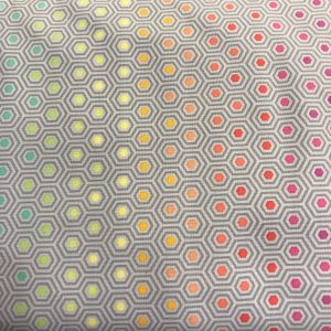 Tula Pink stof tekstil patchwork multi grå