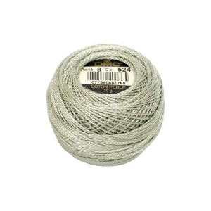 DMC Coton Perle Bomuld Perlegarn Lys Salvie 524 -1