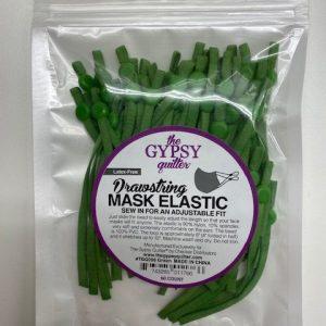 Elastik grøn pk