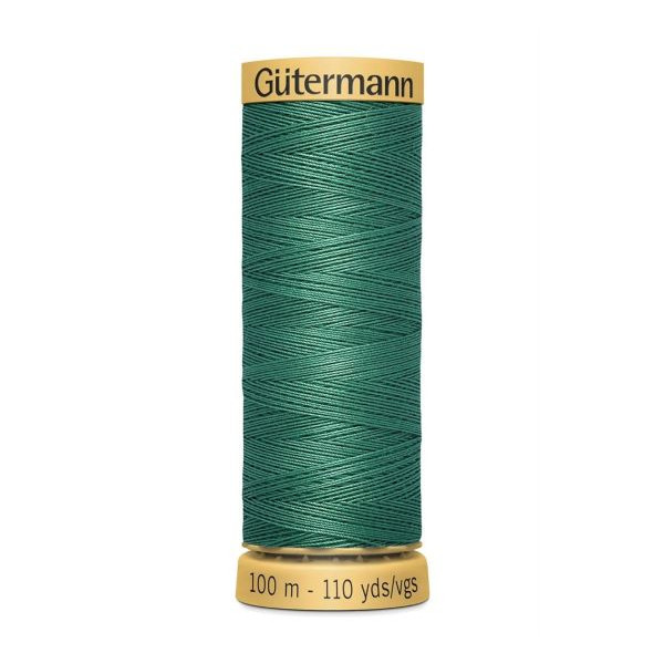 121 Gütermann sytråd 100 m bomuld 7780