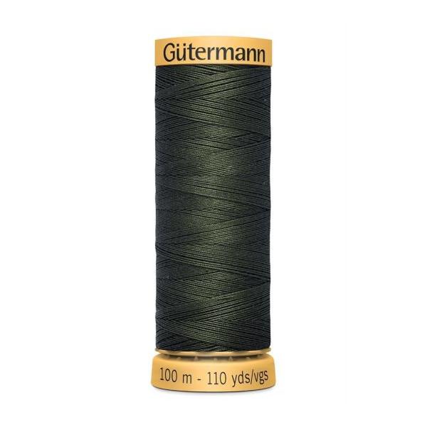 136 Gütermann sytråd 100 m bomuld 9813