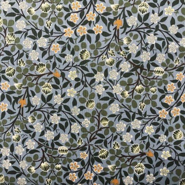Patchworkstof bomuld William Morris 11