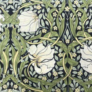 Patchworkstof bomuld William Morris 8