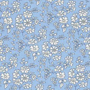 Capel lyseblå