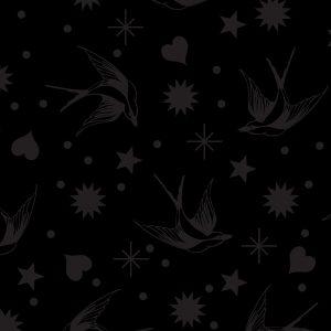 Fairy Flakes Black