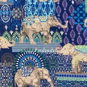 Indigo Elefant