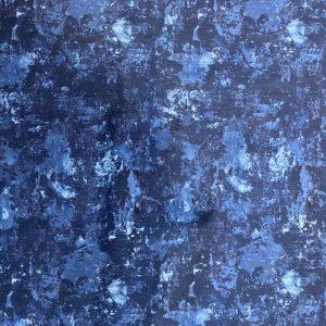 Indigo blå