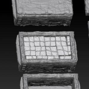 3x Ammunition Boxes – Medium