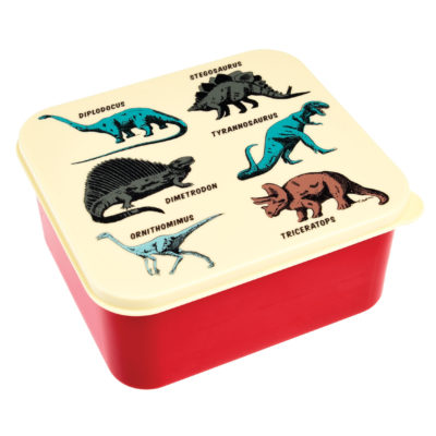 Rexlondon dino lunchbox lunchtrommel