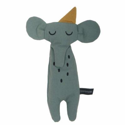 roommate olifant knuffel rag doll