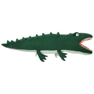 merimeri knuffel grote krokodil alligator jeremy