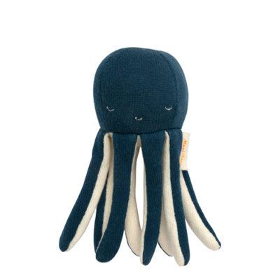 rammelaar inktvis octopus merimeri fabellab