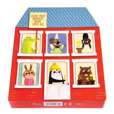 memory bingo spel kleuterspel rex london