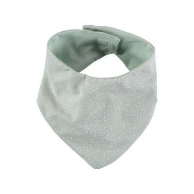 Nobodinoz bandana misty mint / mint groen