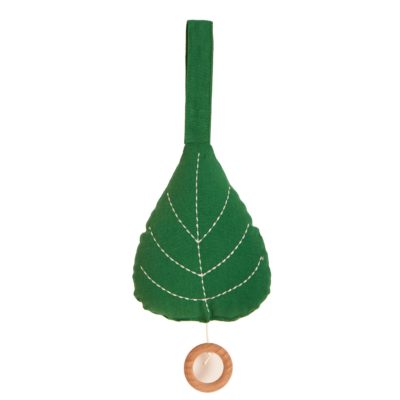 roommate muziekdoos leaf - blad