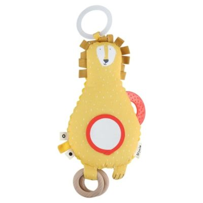 trixie baby mr. lion activity speeltje