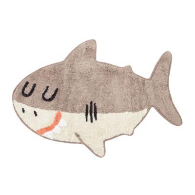 sass & belle vloerkleed haai / hark