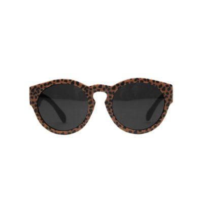 kinderzonnebril zonnebril karamel spots vanpauline