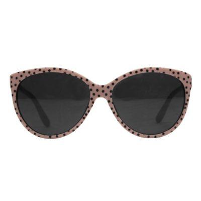 vanpauline zonnebril pink dots adult