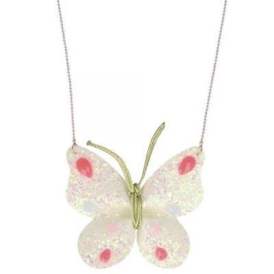 merimeri ketting vlinder