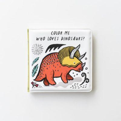 wee gallery - badboekje, who loves dinosaurs