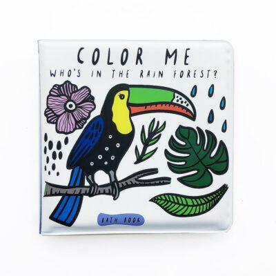 wee gallery - badboekje Color Me rainforest