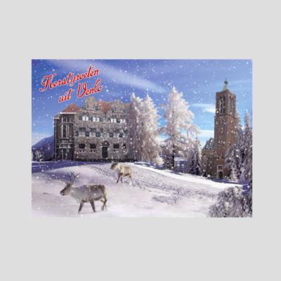 kerstgroeten uit Venlo Alt Weishoes