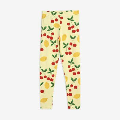 mini rodini cherry lemondade legging
