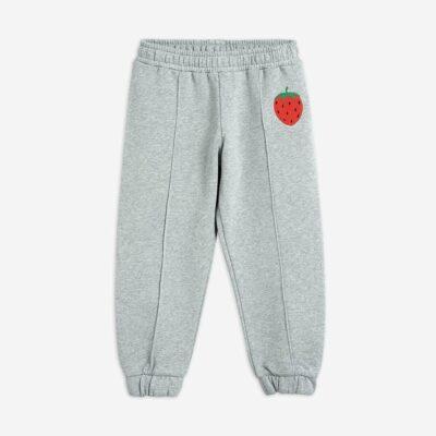 minirodini strawberry sweatpants grijs