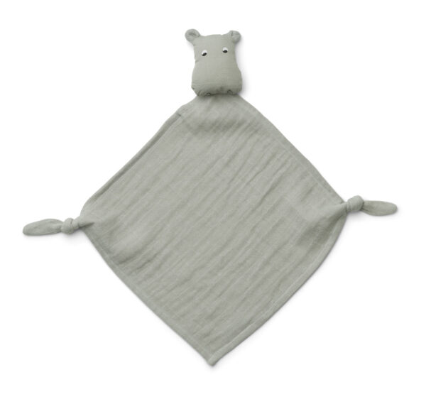 Yoko mini cuddle cloth hippo nijlpaard