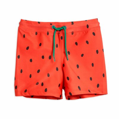 mini rodini strawberry zwembroek