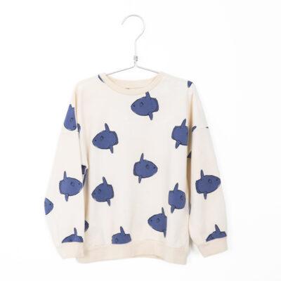 lot kids moonfish sweater