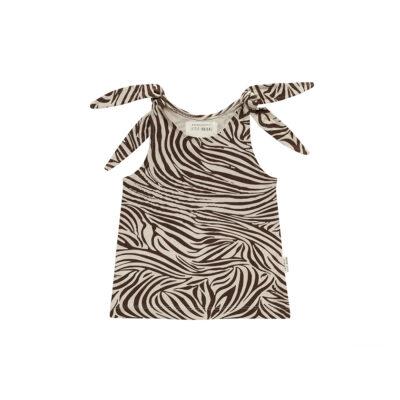 little Indians Tanktop Zebra