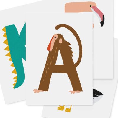 abc-kaarten