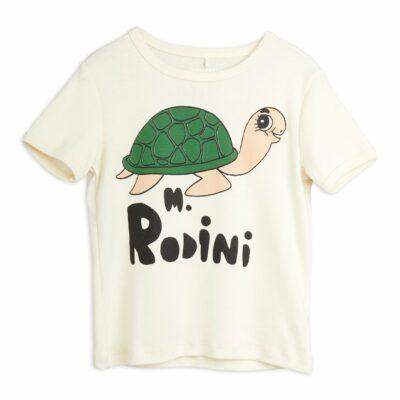 mini rodini turtle t-shirt