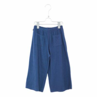 lötiekids culotte broek indigo blue