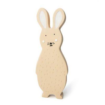 trixie Natuurlijk rubber speeltje - Mrs. Rabbit