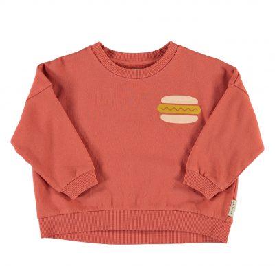 piupiuchick Unisex sweatshirt hotdog