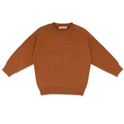 phil & Phae oversized Sweater gingerbread